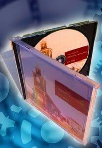 CD / DVD Pressning över 500 exemplar