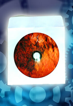 CD skivor i pappersficka från Pregal Media