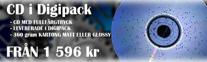 CD in Digipack